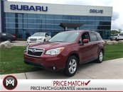 2014 Subaru Forester AWD ROOF TOURING