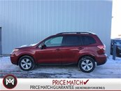 2014 Subaru Forester Convenience package