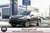 2016 Subaru Forester 2.5i Touring Backup CAM Heated Seats
