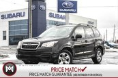 2017 Subaru Forester 2.5i CVT Backup CAM Heated Seats