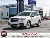 Subaru Forester CONVIENIENCE PACKAGE ALL NEW PROGRAMS APPLY ! 2018