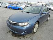 2011 Subaru Impreza 2.5i w/Sport Pkg