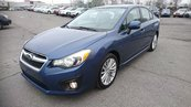 2013 Subaru Impreza LIMITED LEATHER