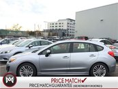 2014 Subaru Impreza LTD Navigation - Leather - Sunroof - Loaded