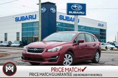 2015 Subaru Impreza 2.0i Backup Camera Bluetooth