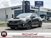2016 Subaru WRX LEATHER ROOF NAV
