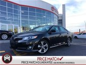 2014 Toyota Camry SE NAVIGATION LEATHER SUNROOF