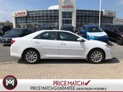Toyota Camry XLE - LOW KM - LEATHER - NAVIGATION - SUNROOF 2014