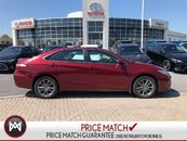 Toyota Camry SE - LEATHER - NO ACCIDENTS 2015