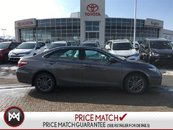 2017 Toyota Camry SE LOADED - MINT - PRICED TO SELL