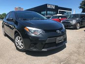 2014 Toyota Corolla WINTER TIRES REVERSE CAMERA AUTO LOW KM GREAT DEAL