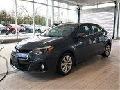 2014 Toyota Corolla Manual