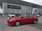 2015 Toyota Corolla CAMERA - HEATED SEATS - BLUETOOTH - LOW KM