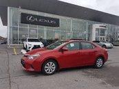 Toyota Corolla CAMERA - HEATED SEATS - BLUETOOTH - LOW KM 2015