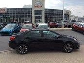 Toyota Corolla XSE-LEATHER