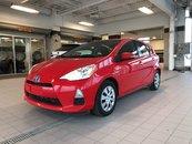 2014 Toyota Prius C Saving Fuel IS THE Goal!