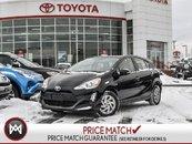 2016 Toyota Prius C Auto Climate Control