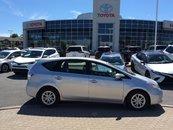 2012 Toyota Prius v PUSH BUTTON START