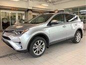 Toyota RAV4 Hybrid Hybrid Limited 2017