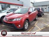 2013 Toyota RAV4 XLE* BACKUP CAM! SUNROOF! HEATED SEATS!