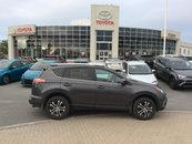 2016 Toyota RAV4 LE- CRAZY LOW KILOMETERS !