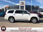 2018 Toyota Sequoia 4W 8CYL AMAZING VALUE!!