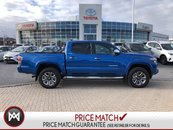 2018 Toyota Tacoma 4X4 4X4 DBL LTD SHORTBOX