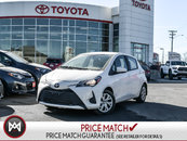 2018 Toyota Yaris Hatchback LE LOADED CHEAP