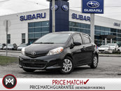 Toyota Yaris LE WITH A/C PWR LOCK & DOORS 2013