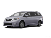 2017 Toyota Sienna SE 8 Passenger With Tech Package