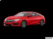 2018 Honda Civic CIV 2D L4 LX 6MT