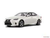 2018 Lexus IS 350C IS 350 AWD