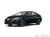 2018 Toyota Corolla S MANUAL