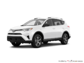 2018 Toyota RAV4 RAV4 FWD LE
