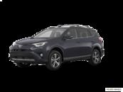 Toyota RAV4 RAV4 FWD XLE 2018