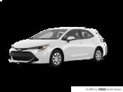 2019 Toyota Corolla COROLLA HATCHBACK