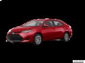 2019 Toyota Corolla LE CVT
