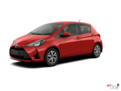 2019 Toyota Yaris YARIS HATCHBACK LE