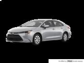 2020 Toyota Corolla COROLLA L CVT