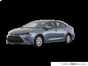 2020 Toyota Corolla COROLLA L 2020