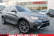2015 BMW X3 XDrive28i LOW KMS