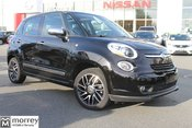 2014 Fiat 500L LOUNGE AUTO LEATHER LOW KMS