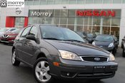 2007 Ford Focus SES AUTO LOW KMS NO ACCIDENTS