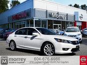 2014 Honda Accord Sedan L4 Touring! * With A/C, Remote keyless entry!