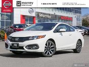 2015 Honda Civic Coupe EX-L COUPE LEATHER NAVIGATION