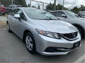 2013 Honda Civic Sedan LX 5AT * Bluetooth, Heated Seats, Cruise Control!
