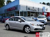 2013 Honda Civic Sedan LX 5AT * Bluetooth, Heated Seats, Cruise Control!