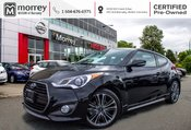 2016 Hyundai Veloster LIMITED, LEATHER, NAVIGATION, SUNROOF, TURBO!