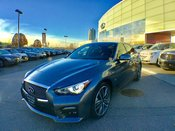 2015 Infiniti Q50 Sport - Deluxe Touring & Technology Package
