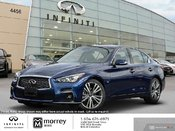 2019 Infiniti Q50 3.0T AWD Signature Edition